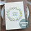 Thumbnail: A Cute Handmade Birthday Card For her, Daisies Wreath