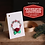 Thumbnail: Christmas Card Personalised With a Name, Romantic Love Card for Girlfriend