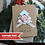 Thumbnail: Luxury Single Christmas Card For Her, Shabby Chic Unique Xmas Gift Wife