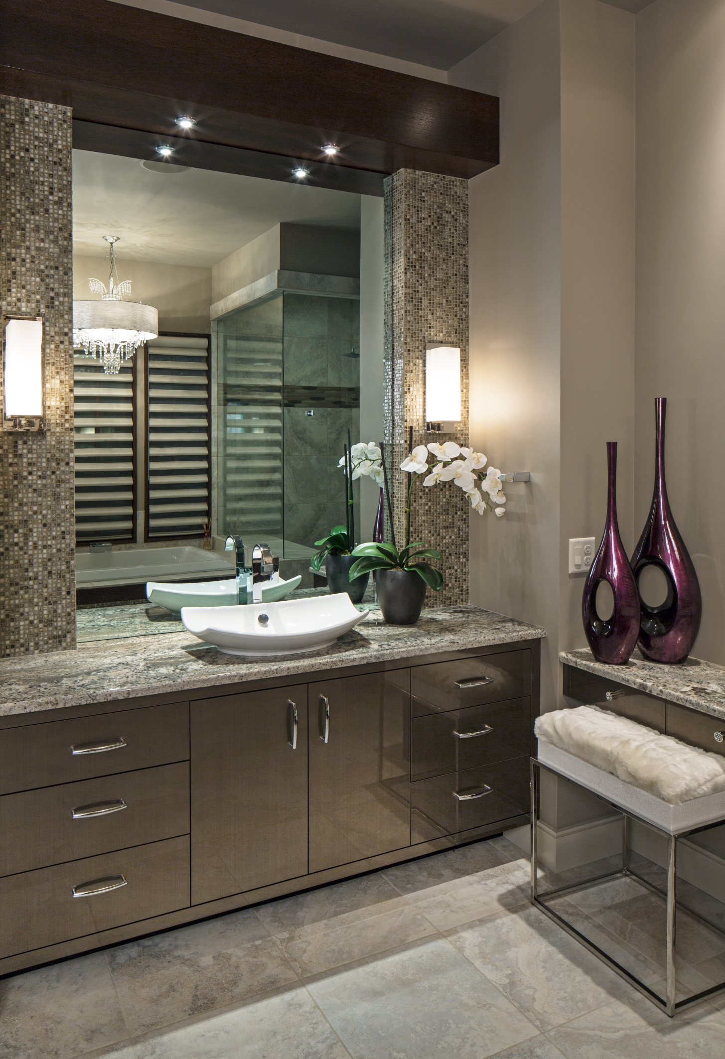 Contemporary Guest Bath
