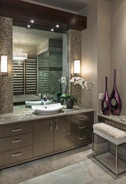 Contemporary Guest Bath