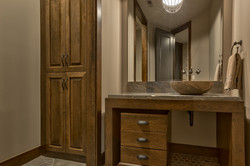 Old World Bathroom