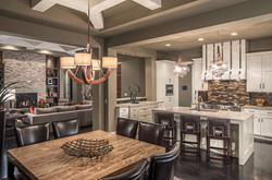 Transitional/Contemporary Kitchen