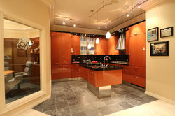 Contemporary Cabinet Showroom