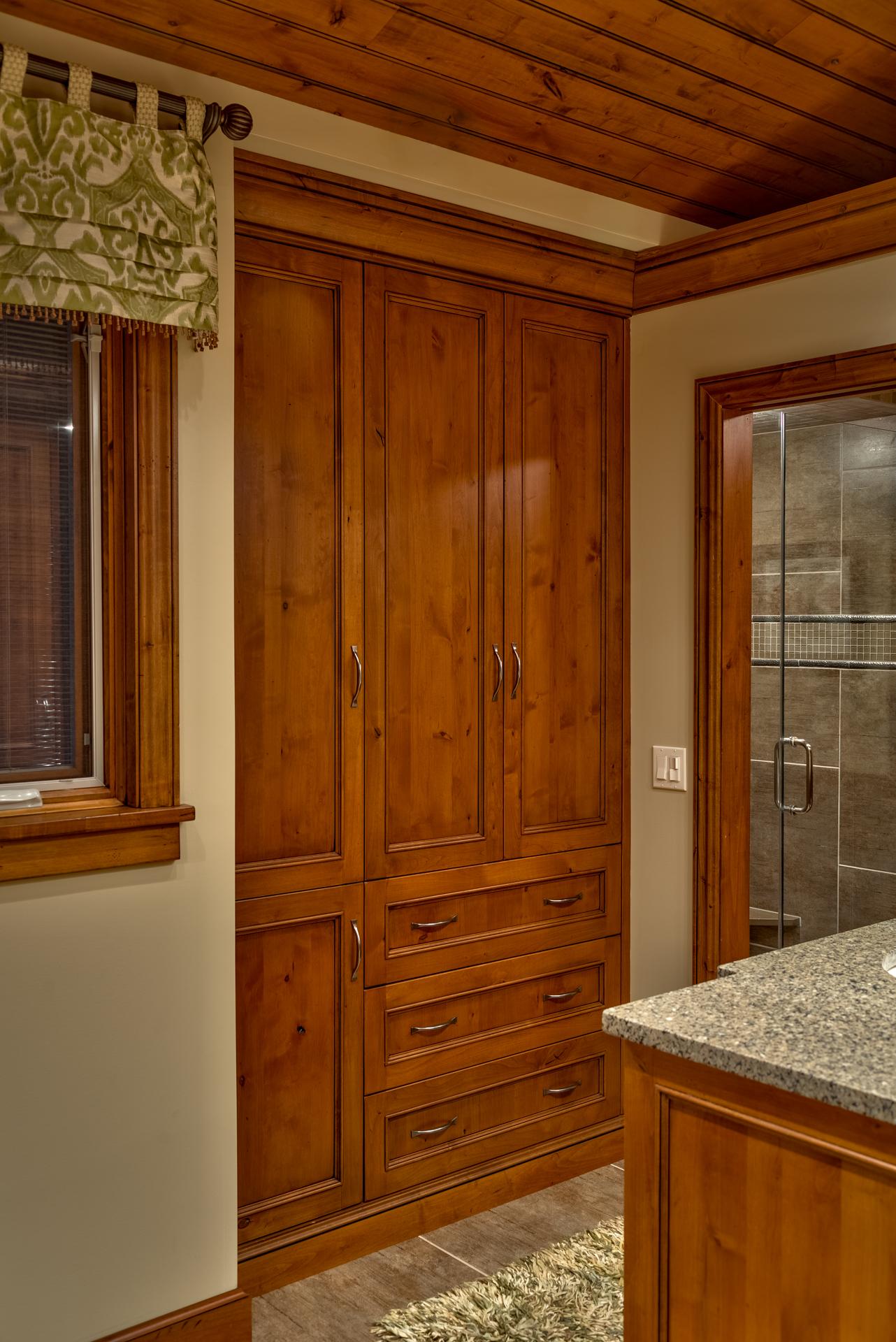 Guest House Closet