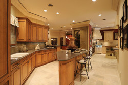 Traditional Cabinet Showroom