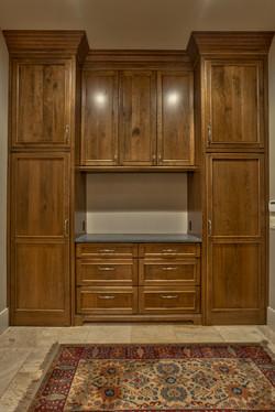 Mud Room Cabinetry