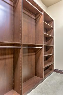 Brown Closet Essentials