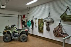 Slat Wall Storage