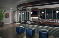 Contemporary Wet Bar