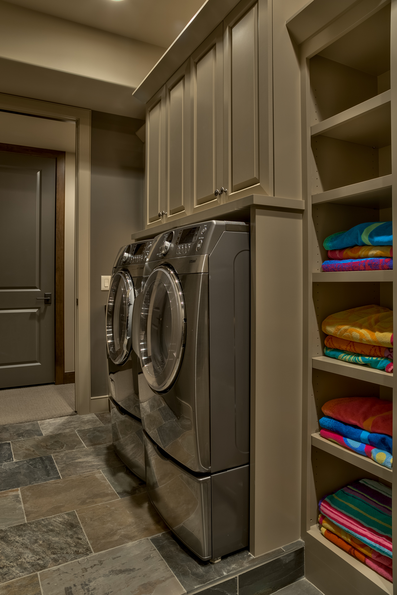 Pool Laundry Room