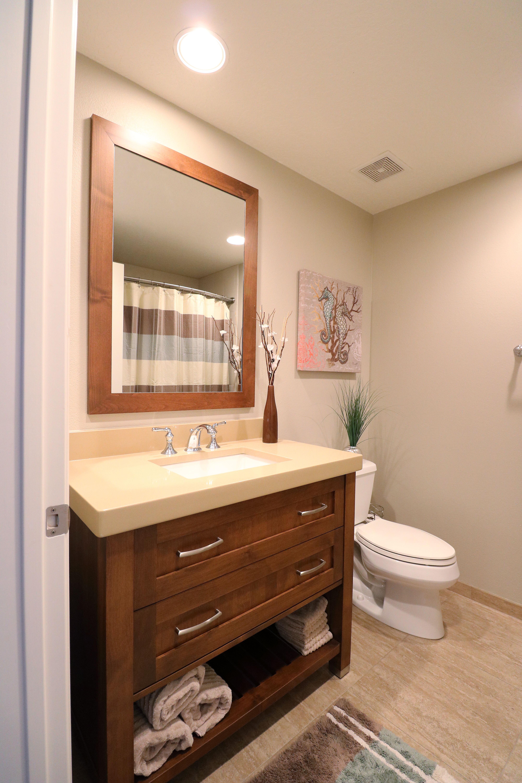 Beach Inspired Bathroom