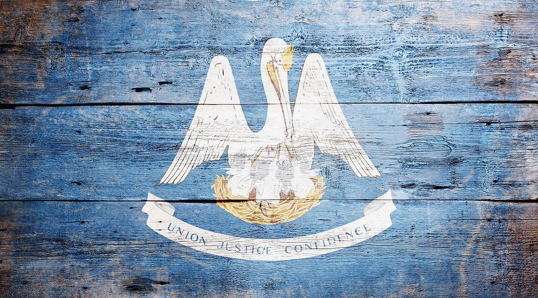 Louisiana State Flag - public affairs