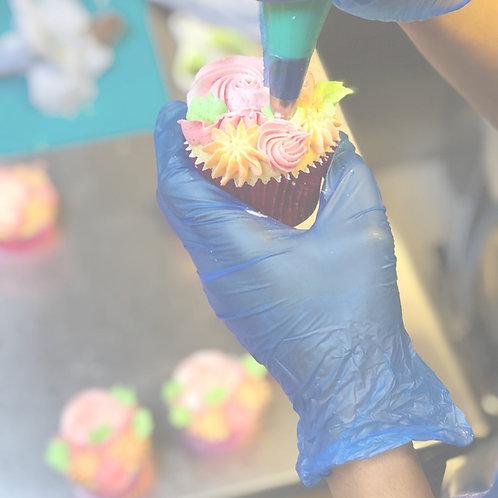 Cupcake Flowers MasterClass