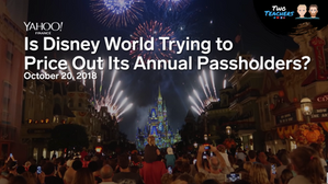 Disney's Pricing Strategy
