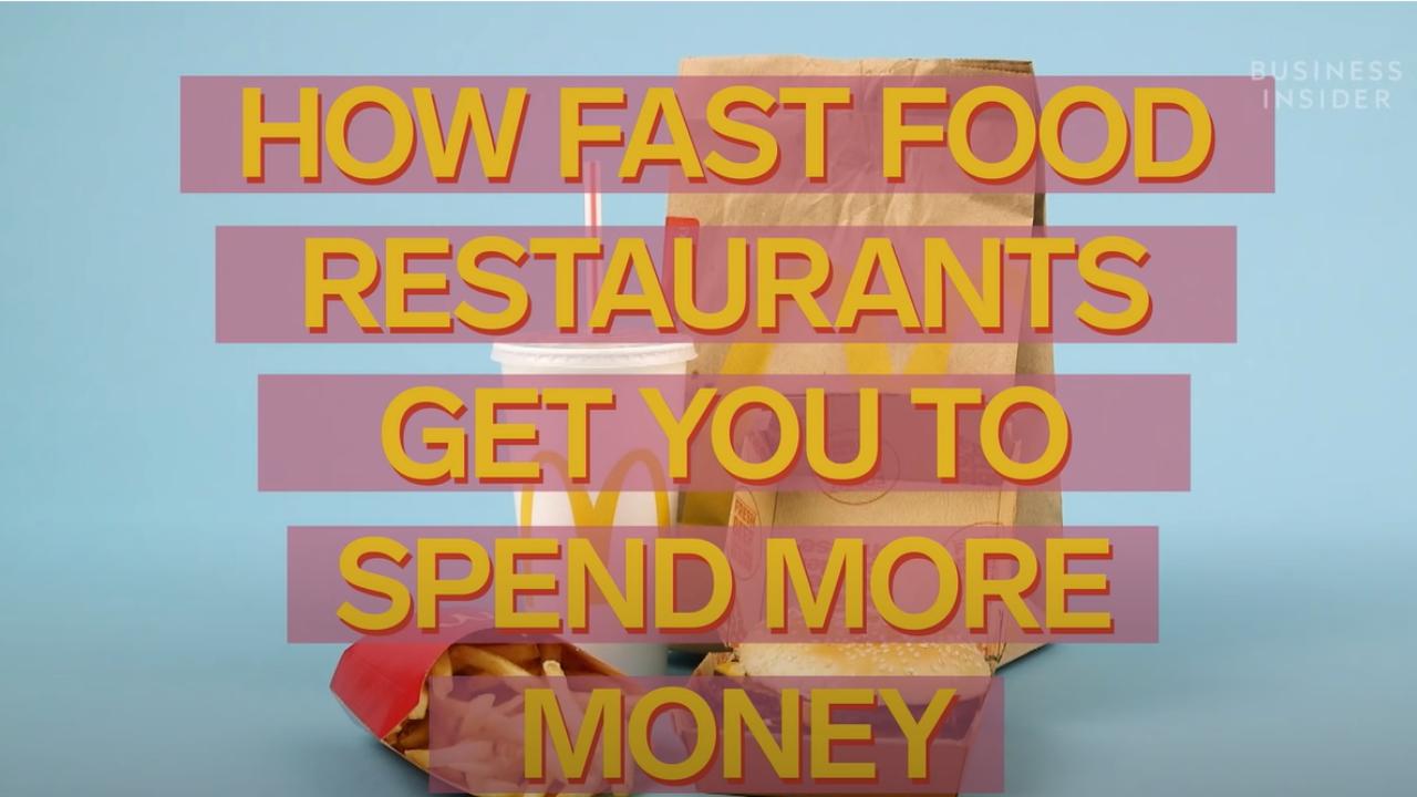 Fast Food Marketing