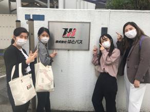 【活動経過レポート】株式会社はとバス様への初プレゼンテーション!
