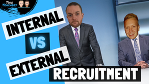 Internal VS External Recruitment