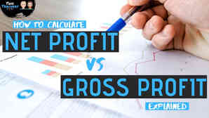 Net Profit vs Gross Profit