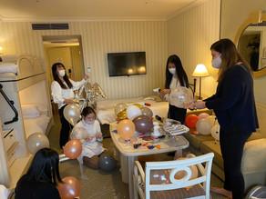 【活動経過レポート】オリエンタルホテル 東京ベイ様でZ世代向けの〇〇づくり!