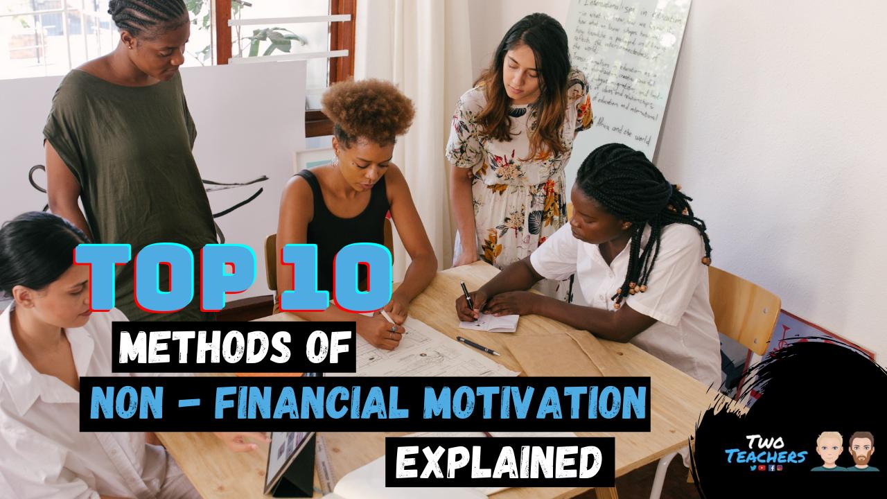 Non-Financial Motivation