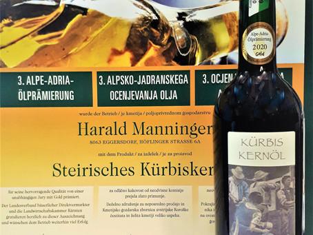 3. Alpe-Adria Ölprämierung: Beste Öle gekürt