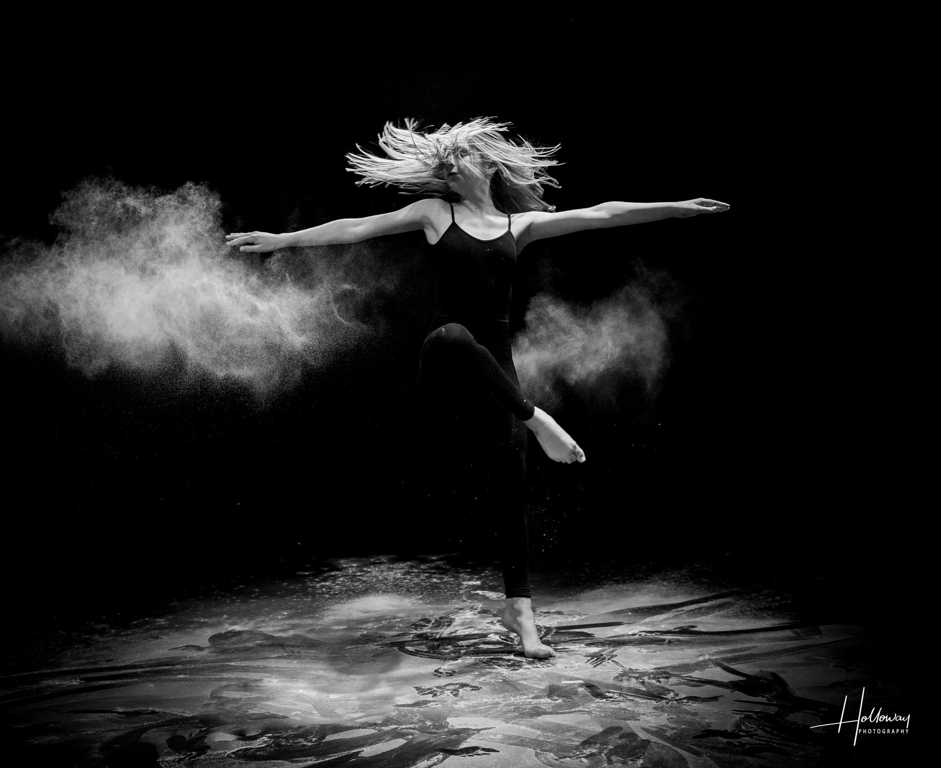 Dance Studio Photoshoot