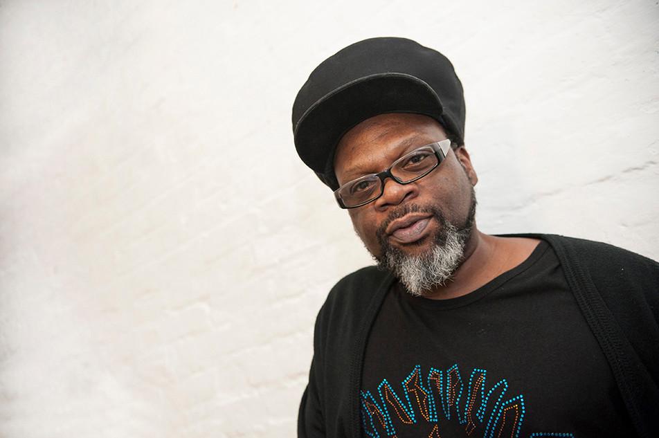 Jazzie B of Soul II Soul