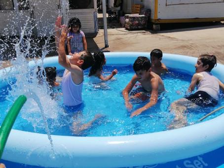 Badespass für unsere Kleinen