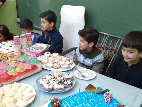 Geburtstags-Parties für unsere Kinder