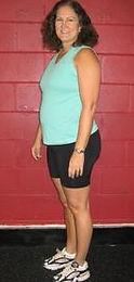 Tara at Physique Fitness