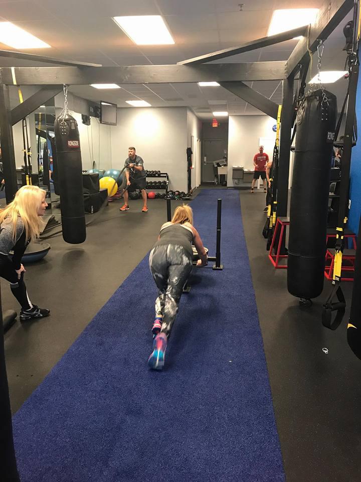 CrossCore 180 Class Physique Fitness