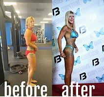 Tracy at Physique Fitness