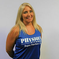 Julie - Trainer at Physique Fitness