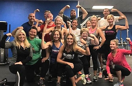 Gym Family at Physique Fitness