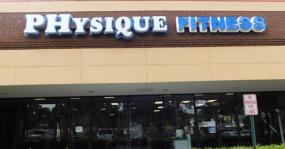 Physique Fitness Location in Palm Harbor