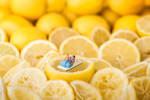 When Life Gives Me Lemons I Make Lemonade