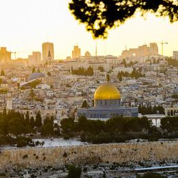 Jeruzalem - september 2016