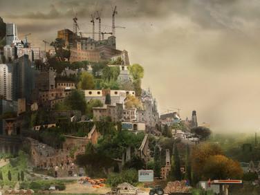 City Landscape Europe