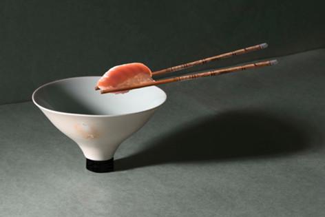 Kom met sushi