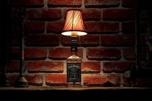 Jack Daniels Bed Side Lamp