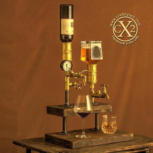 Double Wine and Spirit Dispenser