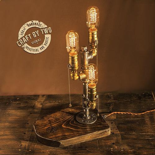 Triple Desk Lamp