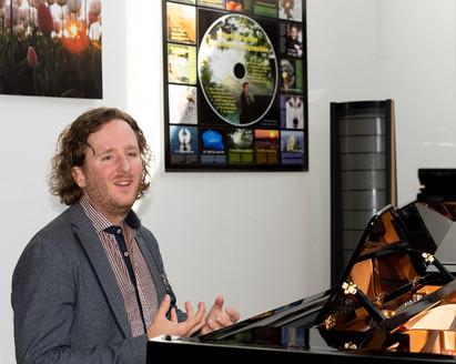 Mark Kirkenier - zorgpianist