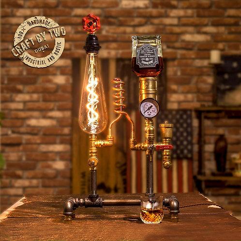 Wine or Spirit Decanter w/ LED Light