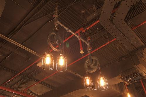 2 Pulley Light