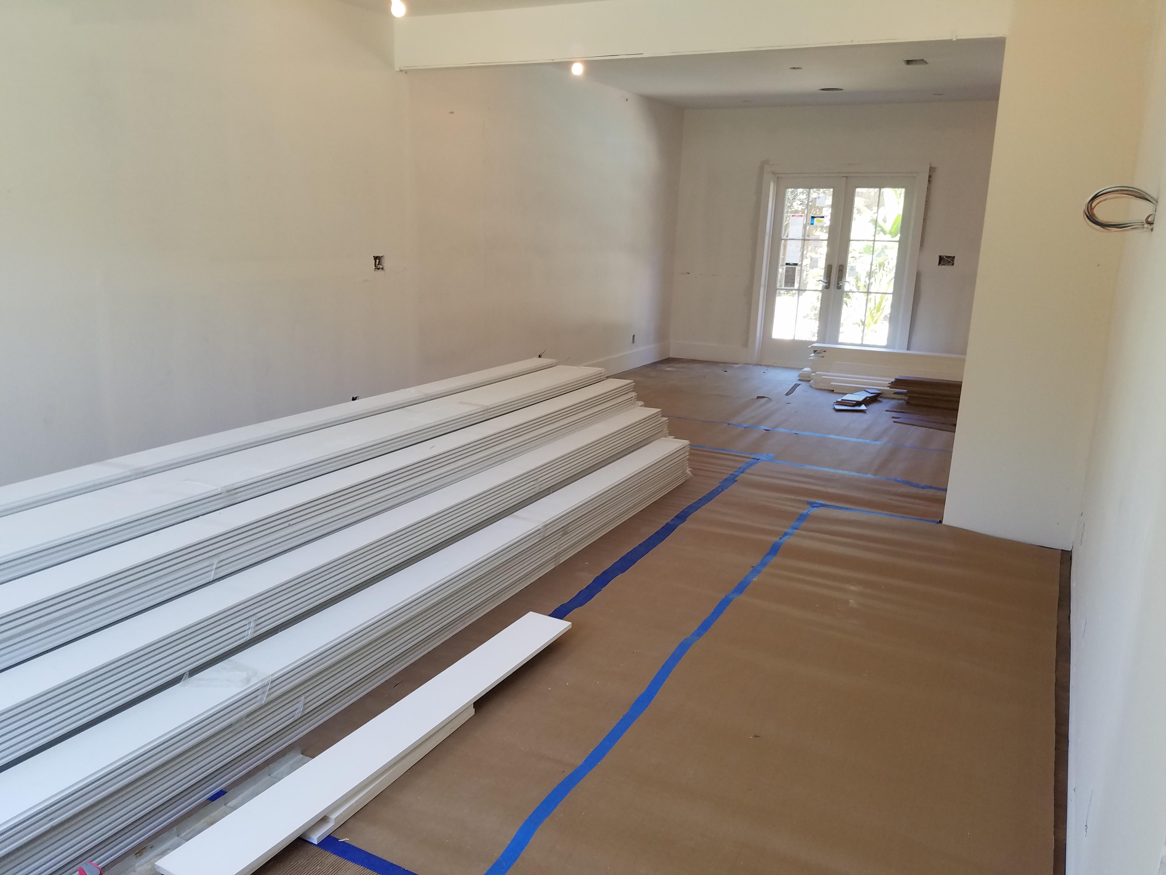 Shiplap Planks