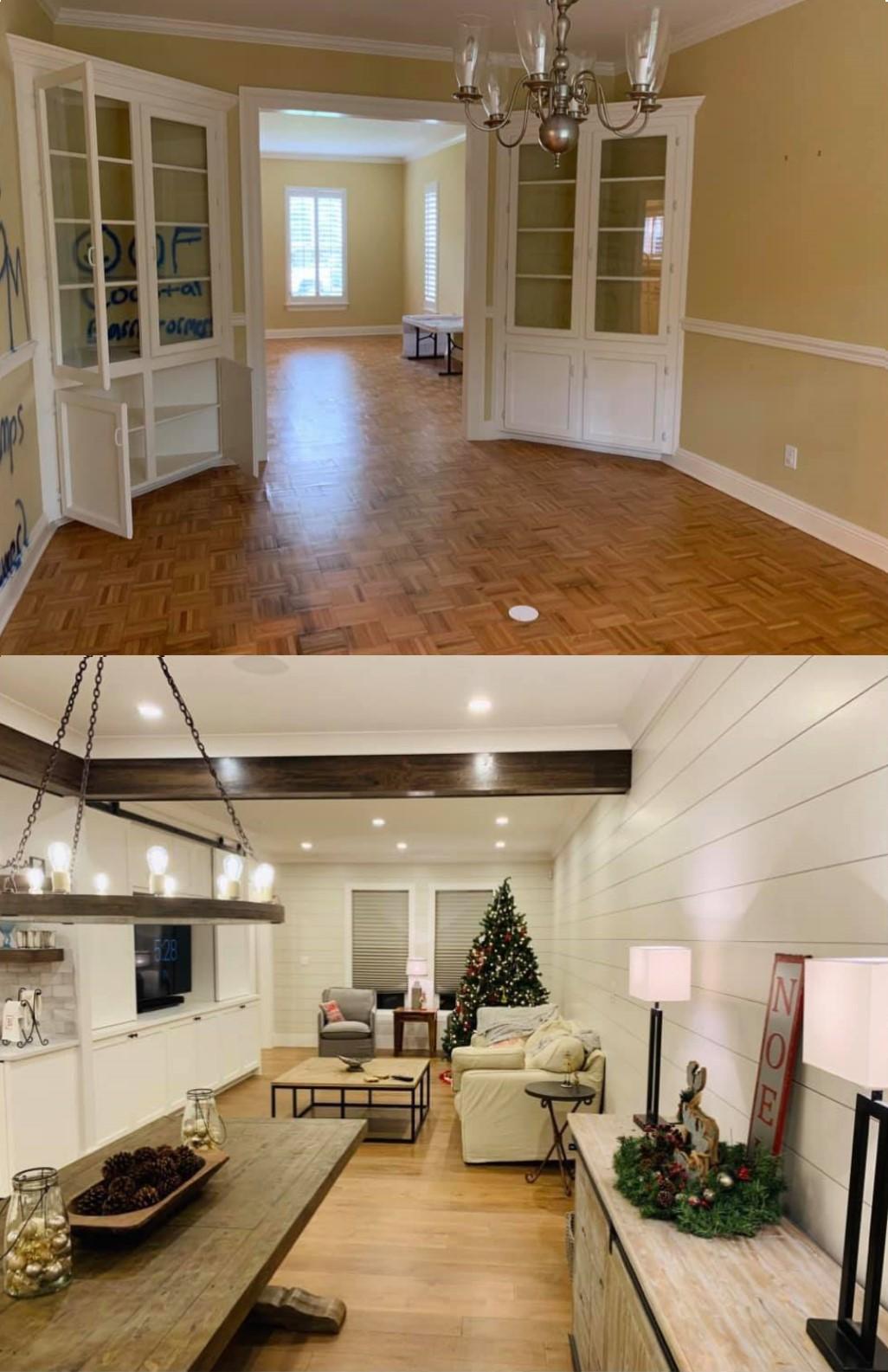 Den- Before & After