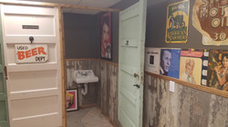 Lost Pizza Restroom