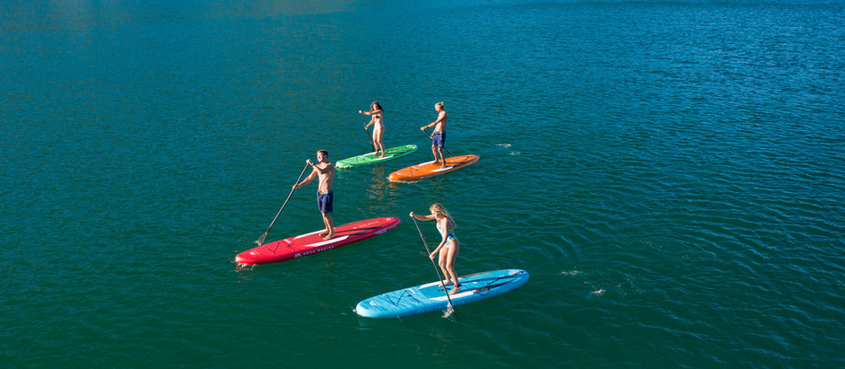 Which SUP Board Is Right For Me?
